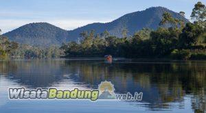 Keindahan Danau Situ Cileunca