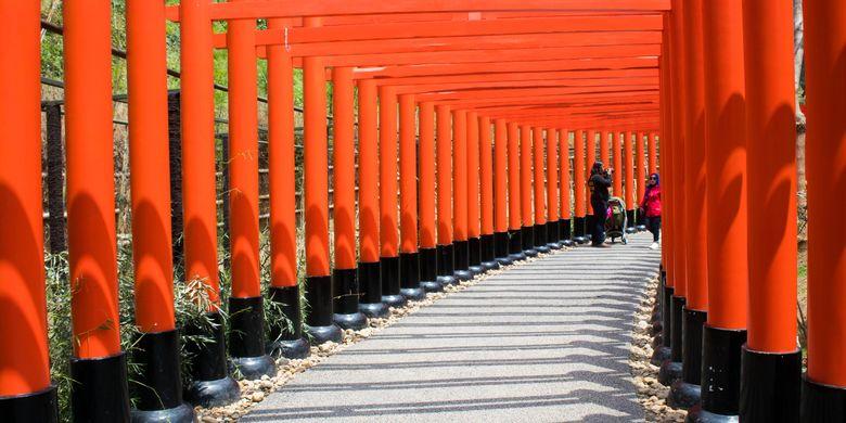 Merasakan Kehidupan Kyoto di Great Asia Afrika Bandung, Wajib Coba