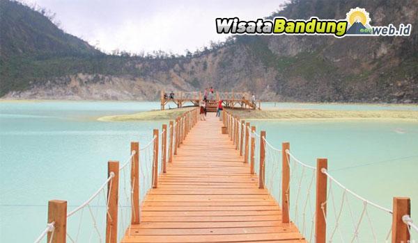Wisata Kawah Putih Bandung Yang Indah